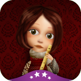 La Flautista de Hamelin