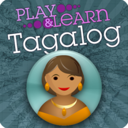 Play & Learn Tagalog - Speak & Talk Fast With Easy Games, Quick Phrases & Essential Words