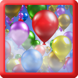 Balloons Live Wallpaper!
