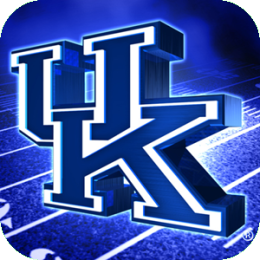 Kentucky Wildcats Revolving Wallpaper