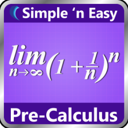Pre-Calculus by WAGmob