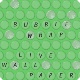 Bubble Wrap Live Wallpaper