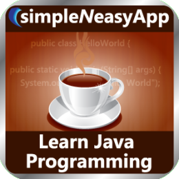 Learn Java Programming by WAGmob