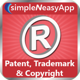 Patent, Trademark & copyright by WAGmob