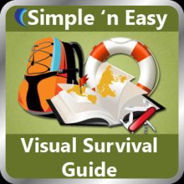 Visual Survival Guide by WAGmob