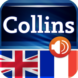 Audio Collins Mini Gem English<->French Dictionary
