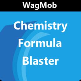 Chemistry Formula Blaster by WAGmob