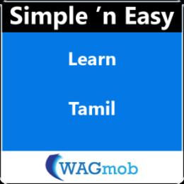 Learn Tamil by WAGmob