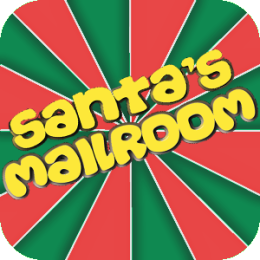 Santa's Mailroom - Letter to the North Pole