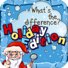 Find the Difference Holiday Edition