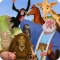 Noah's Ark: Learn About Animals!