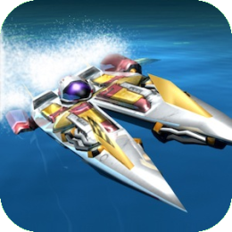 Wave Blazer: 3D Speedboat Racing