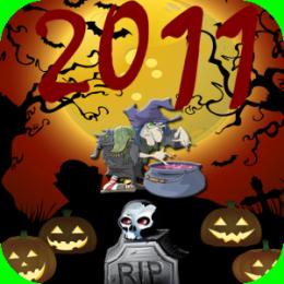 2011 Halloween Hidden Objects
