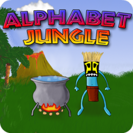 Alphabet Jungle