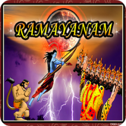 A Classic Indian Tale Ramayana
