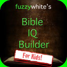 Bible IQ Builder for Kids