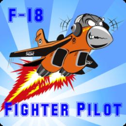 F-18 Fighter Pilot