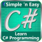 Learn C# Programming by WAGmob