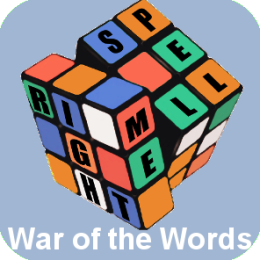 War of the Words Pack for Spell Me Right