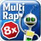 Multiplication Rap 8x