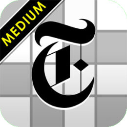 The New York Times Crosswords Medium Collection