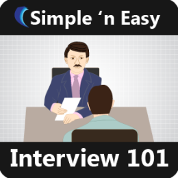 Interview 101 by WAGmob
