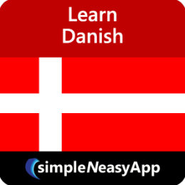 Learn Danish - simpleNeasyApp by WAGmob