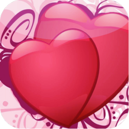 Cupids Valentine Match-Up Puzzle Game