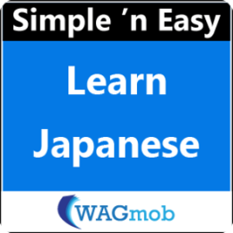 Learn Japanese by WAGmob