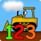 Kids Trucks: Numbers & Counting