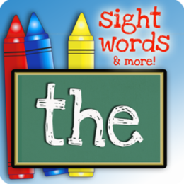 Sight Words and more!