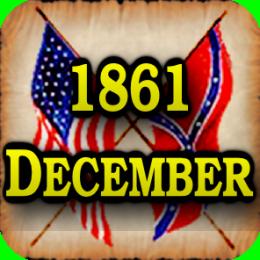 American Civil War Gazette - Extra - 1861 12 - December