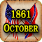 American Civil War Gazette - Extra - 1861 10 - October