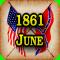 American Civil War Gazette - Extra - 1861 06 - June
