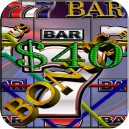 7's & BAR - Vegas 5 Reel Slot Machine