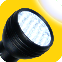 A+ All-in-One Flashlight with Emergency Alert