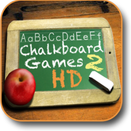 JANES Chalkboard Games 2 HD