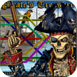Pirate's Treasure - Vegas Slot Machine