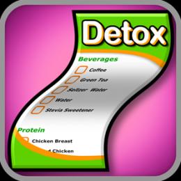 Detox Diet Shopping List