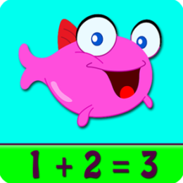 Adventures Undersea Math - Addition Game