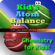 Product Image. Title: Kid's Atom Balance HD
