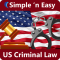 US Criminal Law by WAGmob