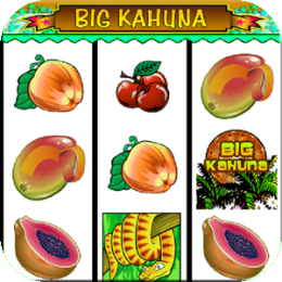 Big Kahuna Video Slot Machine