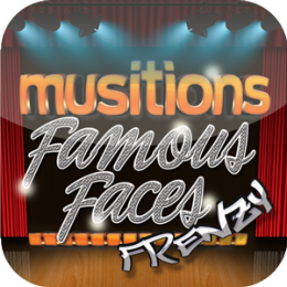 Funny Faces Music Celebrities Edition Puzzle Game