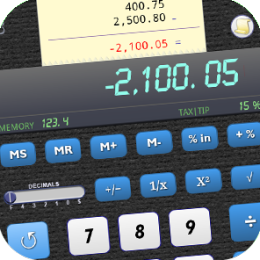 Calculator Pro With Undo and History