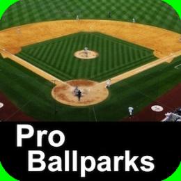 Pro Baseball Stadiums Ballparks and Teams