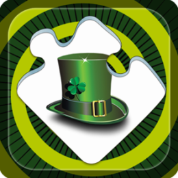 Magic Puzzles: St. Patrick's Day