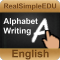 Learn English Alphabet Writing by WAGmob