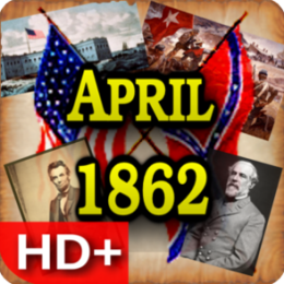 American Civil War Gallery - 1862 04 - April