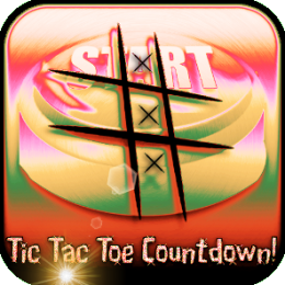 Tic Tac Toe Countdown